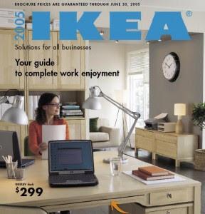 Ikea e momichan vita secondo ikea - Catalogo ikea 2008 ...