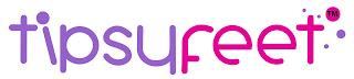 Tipsy feet logo