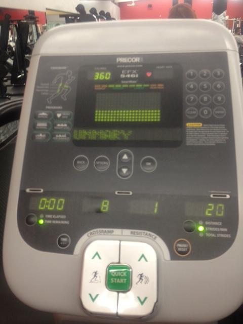 me smooth elliptical trainer