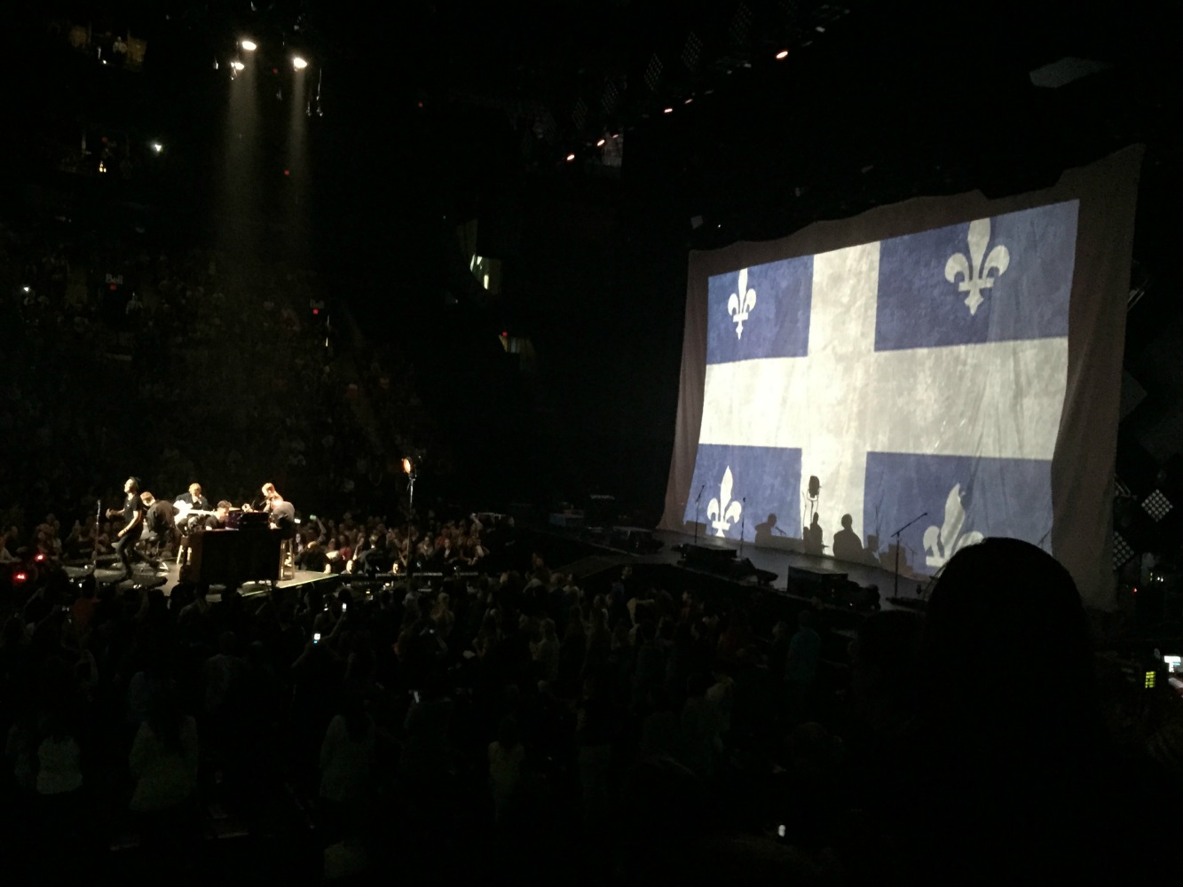 One Republic Good Life-Quebec Flag