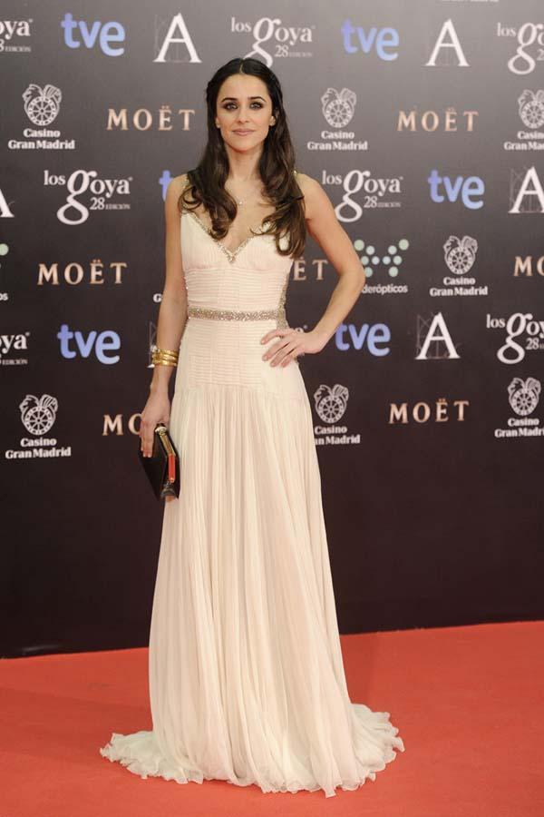 Macarena García  (Cavalli) Goyas 2014