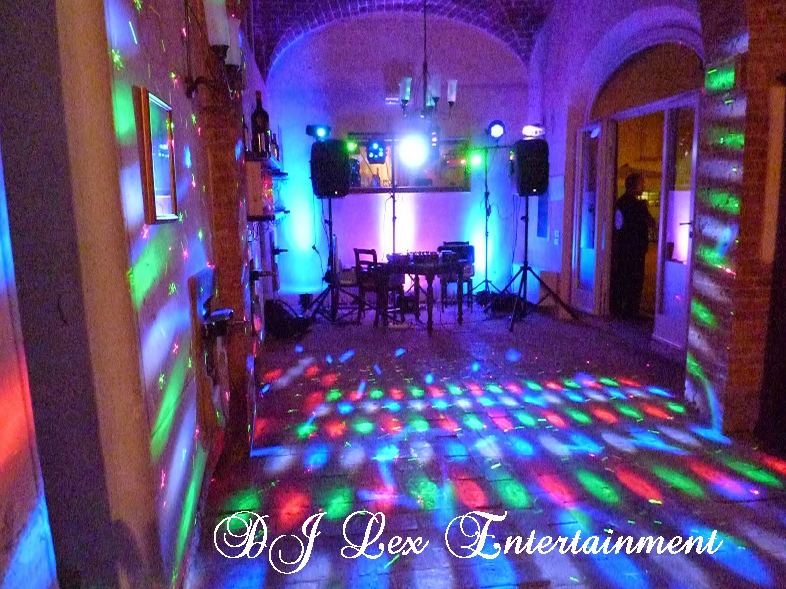 Dj lex entertainment how to organize a dj party in house for House music party