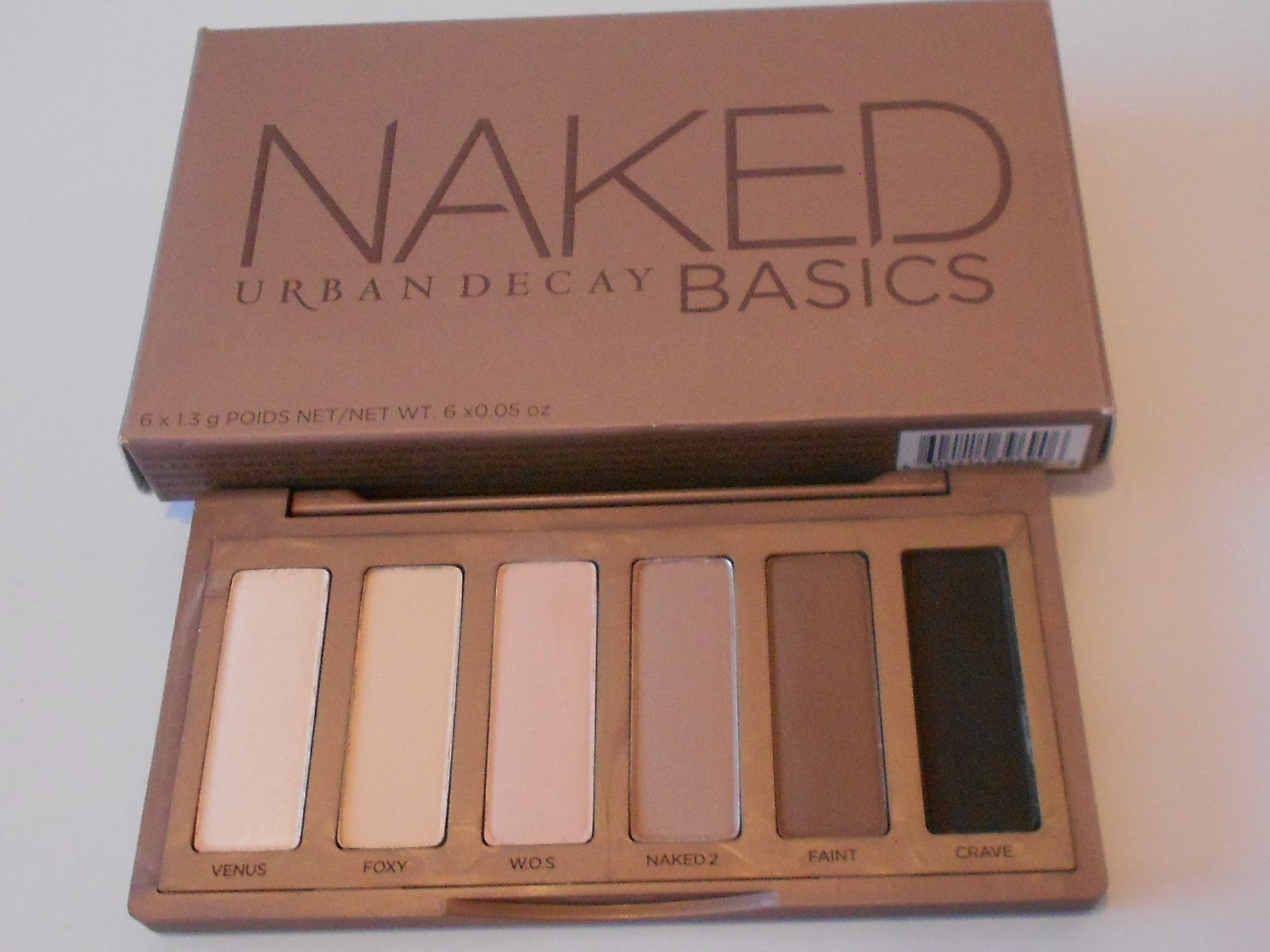 urban decay naked basics palette neutral eyeshadow debenhams cheap
