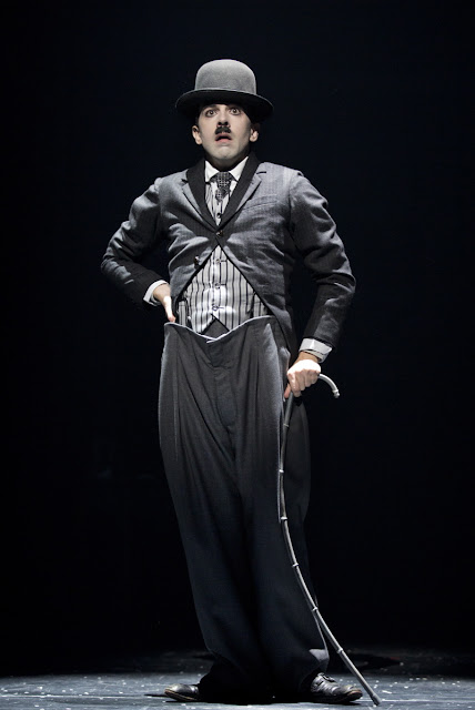 The New in New York musical celebrating the life of Charlie Chaplin
