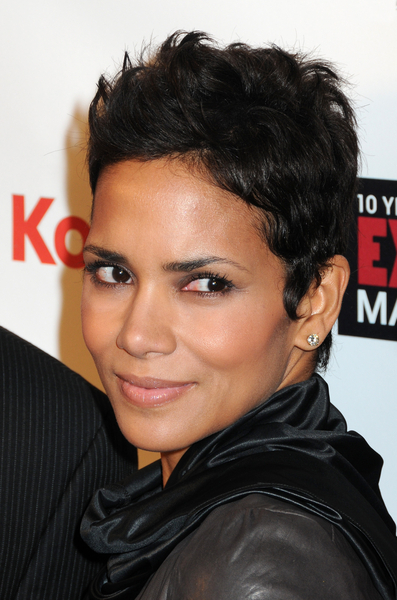 celebrity black short hairstyles