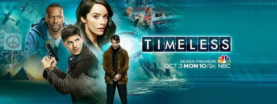 Série Timeless - 2ª Temporada Legendada  Torrent