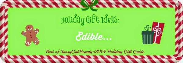 SassyHolidays Gift Ideas:  Edible