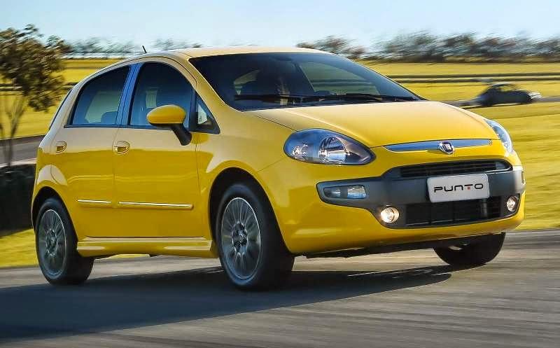 Novo Fiat Punto 2014 2015 hatch premium