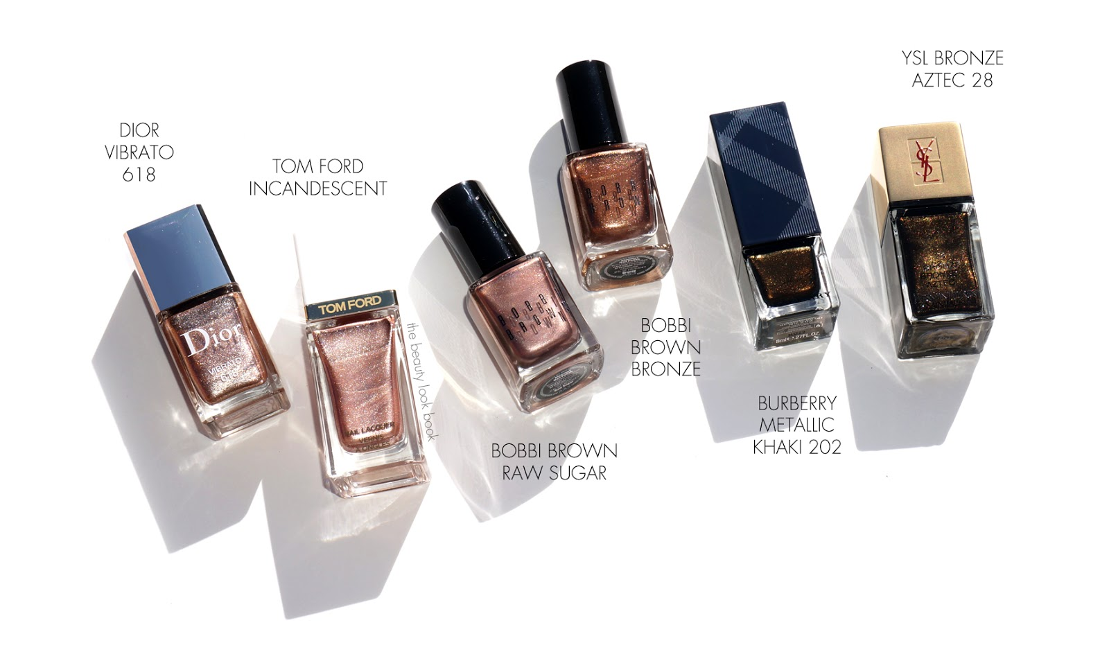 Tom ford spring metallic beauty
