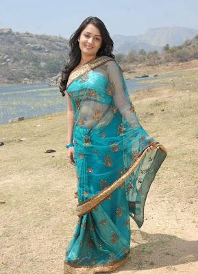 nikitha in saree photo gallery