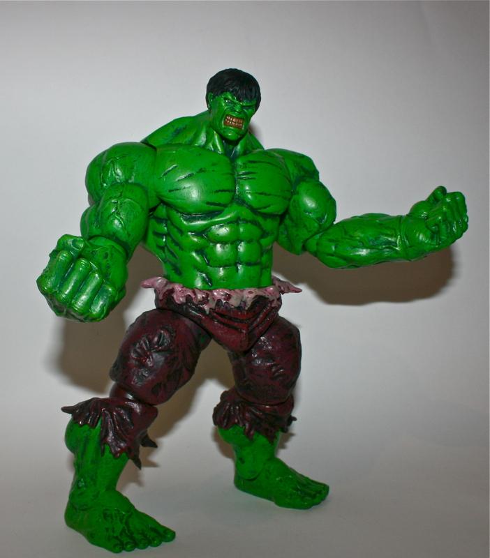 incredible hulk toys - photo #13