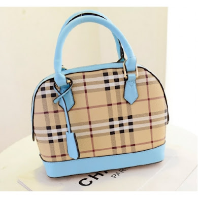 AAA FASHION BAG (BLUE)