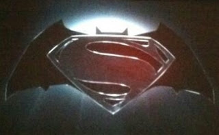 Man of Steel 2 Batman logo
