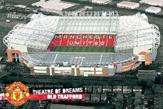 Berita Manchester United, Sejarah Old Trafford, The Theatre of Dreams