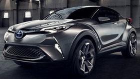 Toyota Auris Cross