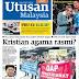 """Jadikan Malaysia Negara Kristian"" Saifuddin Abdullah Tak Percaya Pada Ustaz Nasa..."