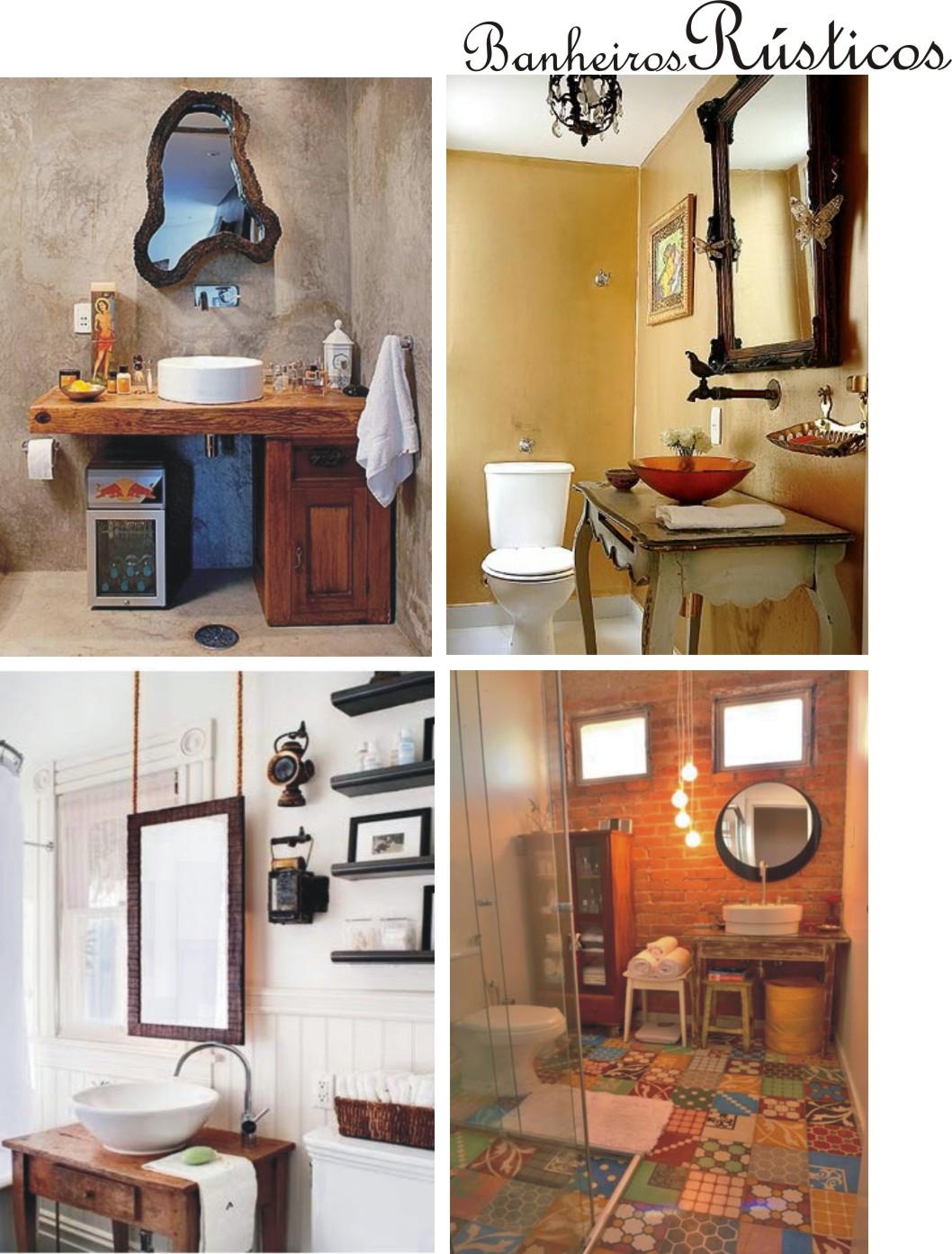 banheiro e acho que podemos ter varias idéas criativas para ele #9B6530 1058 1394