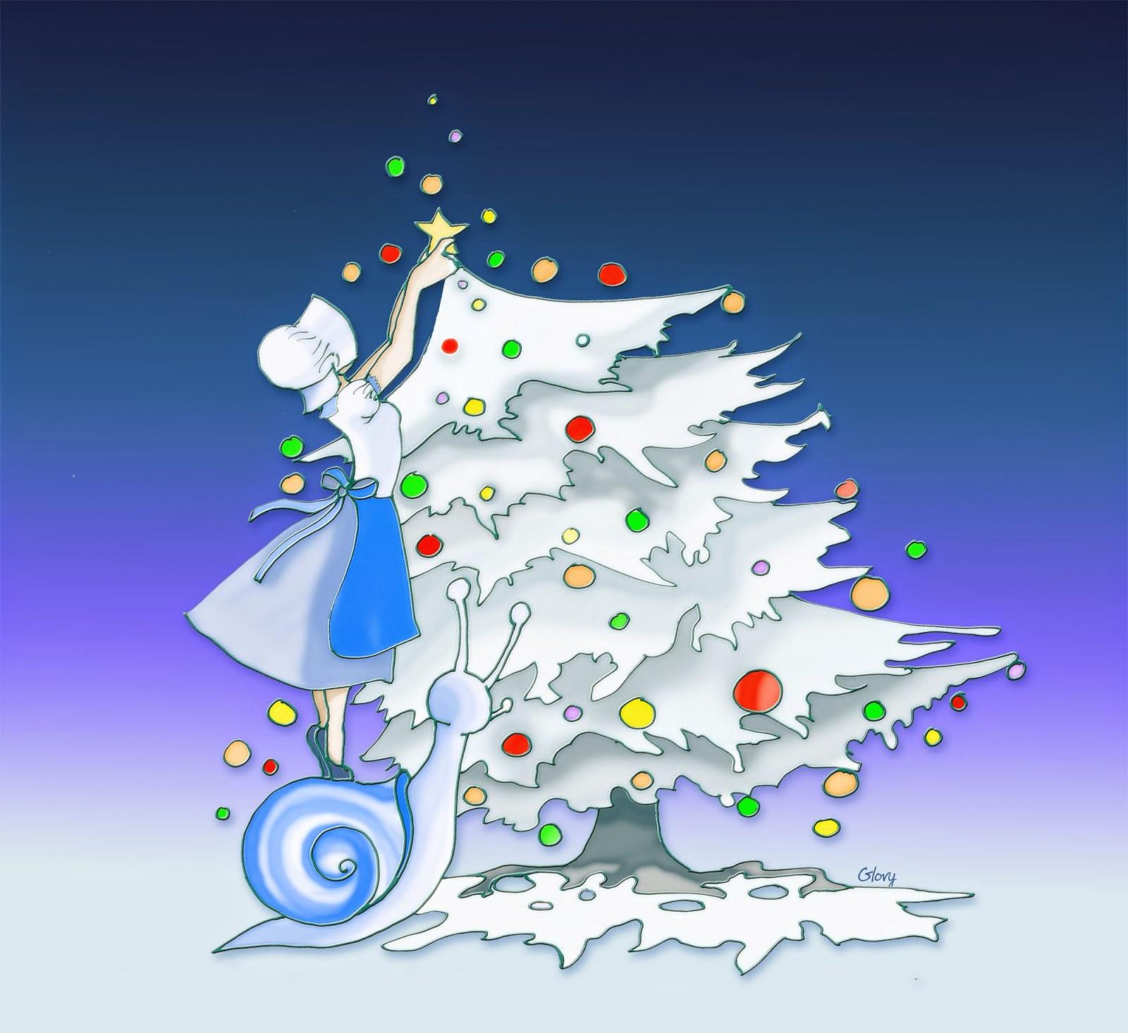 AUTISME 17 vous souhaite de Joyeuses Fêtes de fin d'année