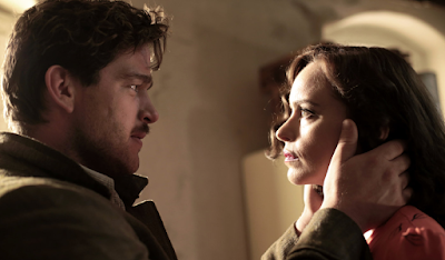 Ronald Zehrfeld and Nina Hoss in Phoenix