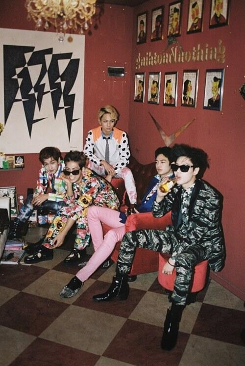shinee why so serious teaser 2