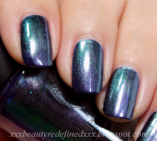 BeautyRedefined By Pang: I Love Nail Polish Multichrome
