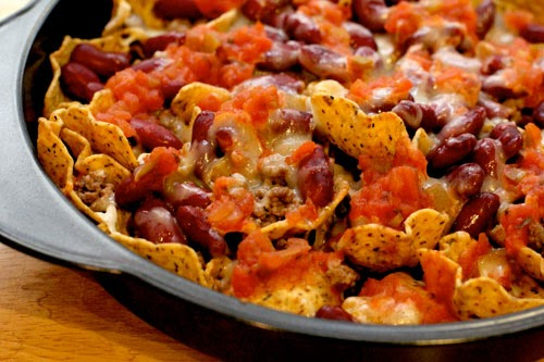 how to make simple nachos