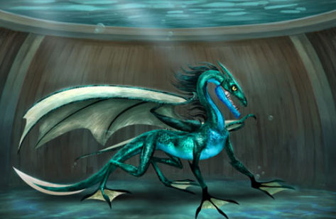 Water Dragon Egg Conspiracy