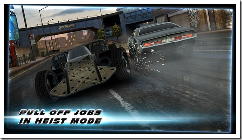 screenshot 2 Fast & Furious 6 The Game v1.0.3