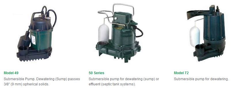 zoeller sump pumps a quality brand that many rely on