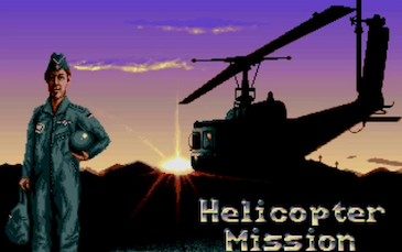 Helicopter Mission PC