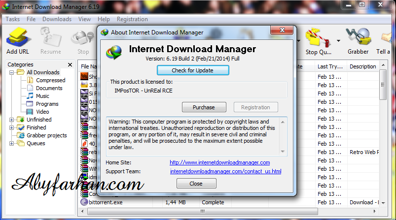 idm6.19b2 Internet Download Manager 6.19 Build 2 Full Patch