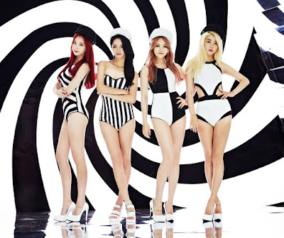 Girl's Day - Ring My Bell