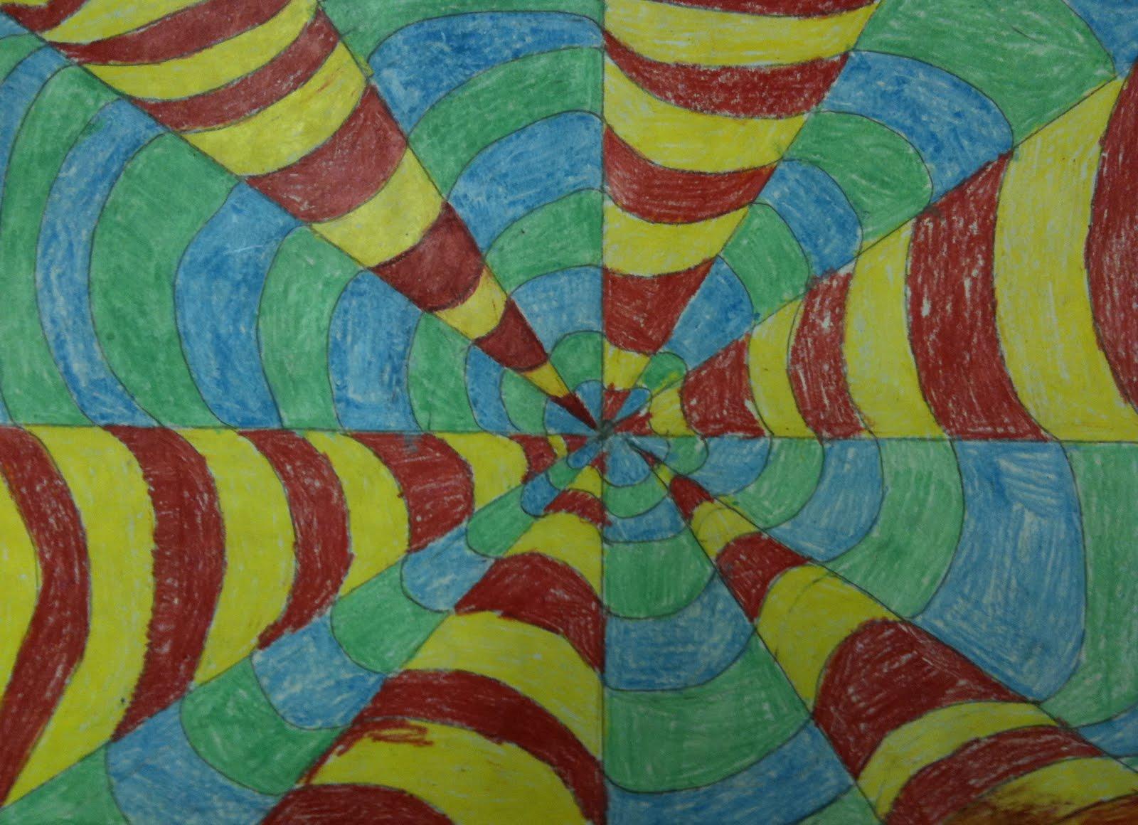 Art room blog 3rd grade pop art project for Crafts for 3rd graders