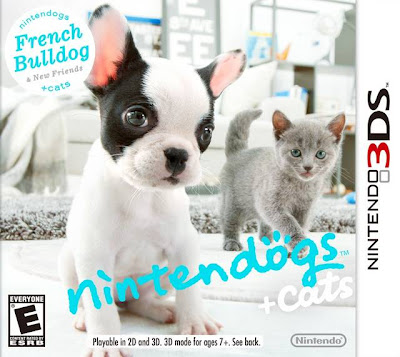 Nintendogs e Cats 3DS