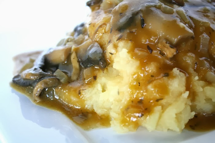 ... mushroom thyme gravy recipe on food52 vegetarian mushroom thyme gravy