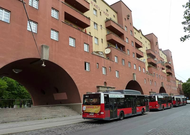 The World's Longest Residential Building | Karl Marx-Hof