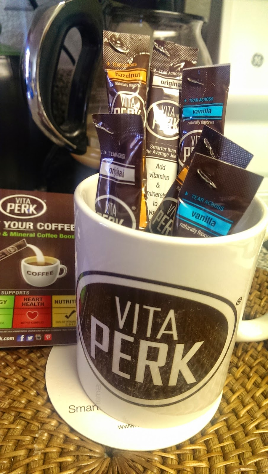 Vita+Perk VitaPerk Review - Vitamin Coffee