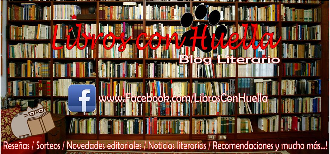 =^..^=  Libros con Huella  =^..^=