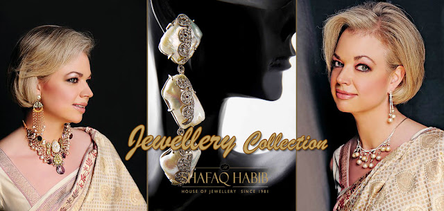 Latest Jewellery Collection 2012-13 By Shafaq Habib