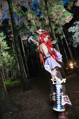 League of Legends - Miss Fortune (KURO)