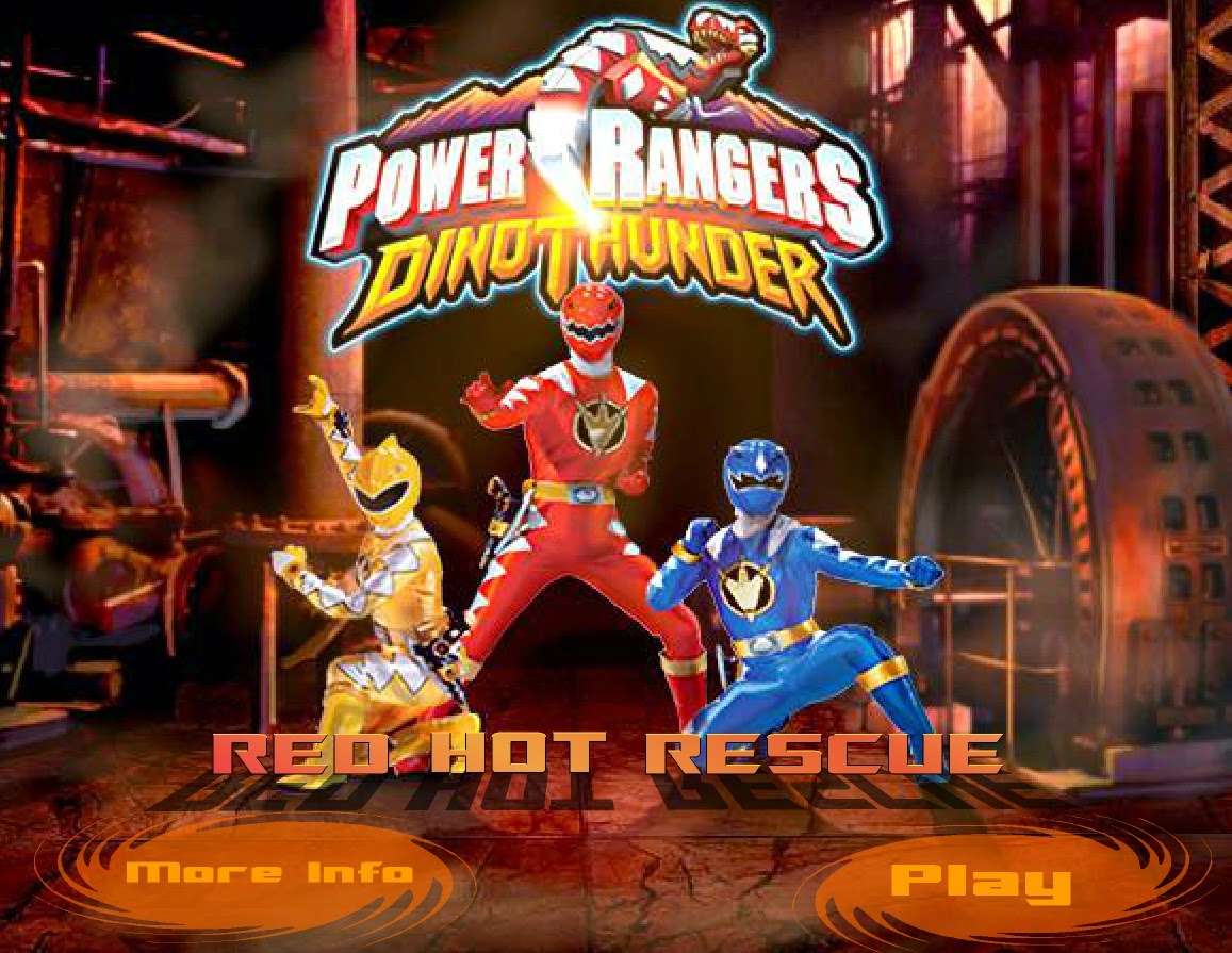 Power Ranger gameplay - Perfect power rangers games