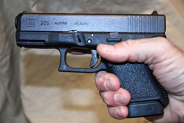 Glock G30S 45 auto