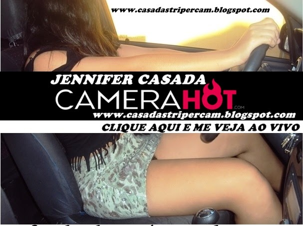 JENNIFER CASADA  nua ao vivo no camera hot