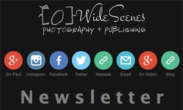 Receive our FREE Newsletter