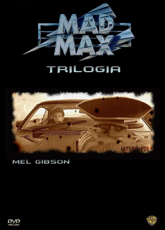 Download Filme Mad Max Trilogia DVDRip AVI Dublado - Torrent