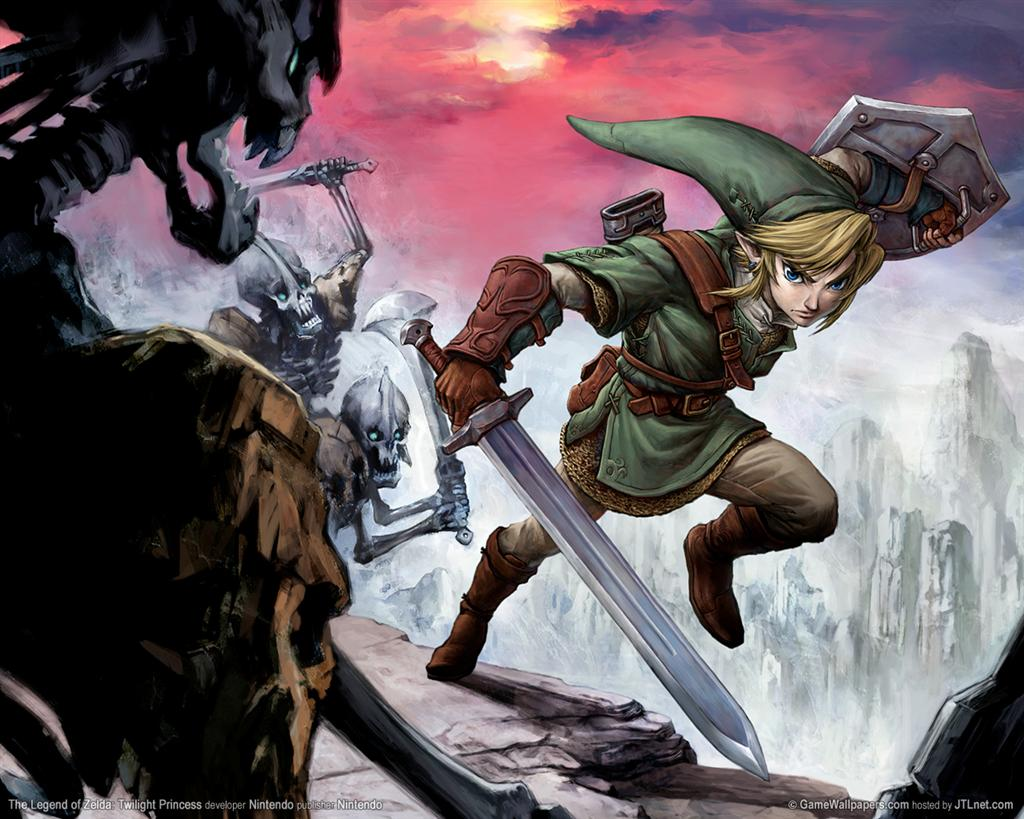 The Legend of Zelda HD & Widescreen Wallpaper 0.816289649121246