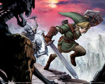 #14 The Legend of Zelda Wallpaper