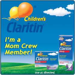 I&#39;m a Mom Crew Member!