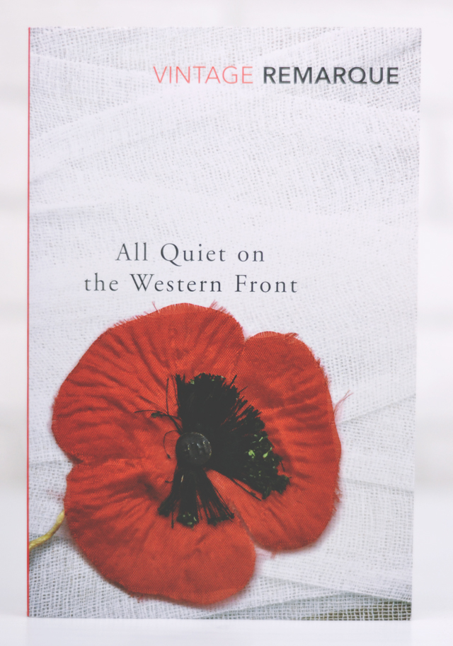 Beautiful copy of All Quiet on the Western Front