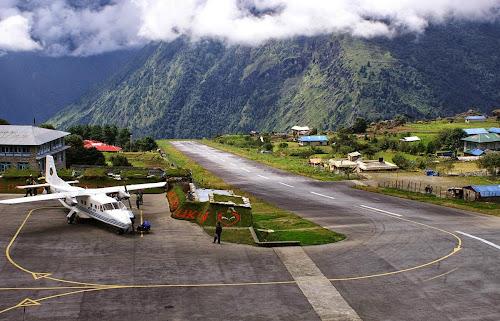 Aeroporto Tenzing-Hillary - Lukla - Nepal